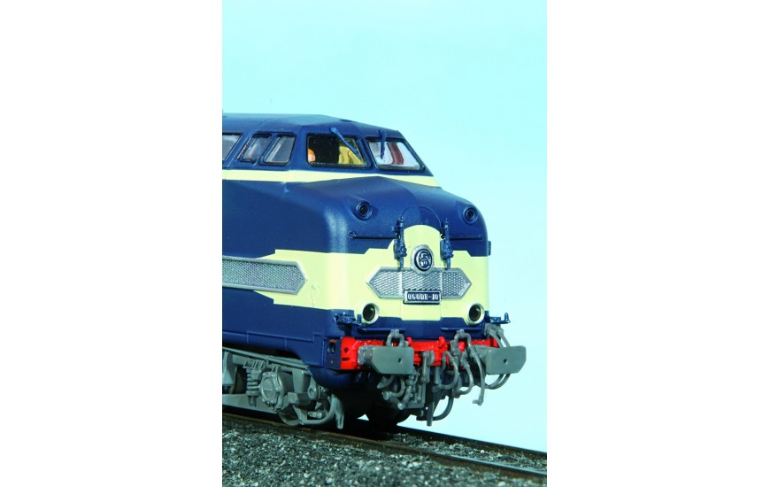 High speed locomotives