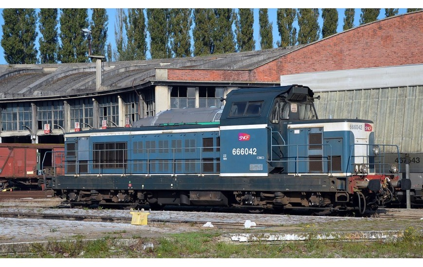 Cargo/pasengers Locomotives